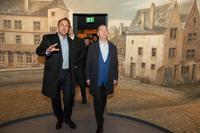"Visit to the permanent exhibition "" Luxembourg, a city is exposed"" © 2019 RTL Luxembourg"