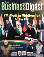 Interview in FICCI Business Digest