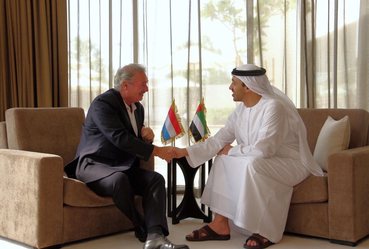 Embassy Of Luxembourg In Abu Dhabi - Road map us embassy abu dhabi