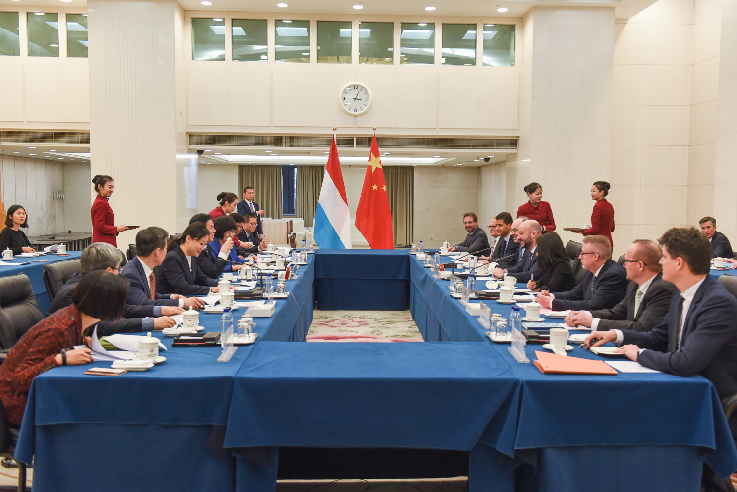 official visit of luxembourg deputy prime minister minister of the economy etienne schneider in beijing statement 16 01 18